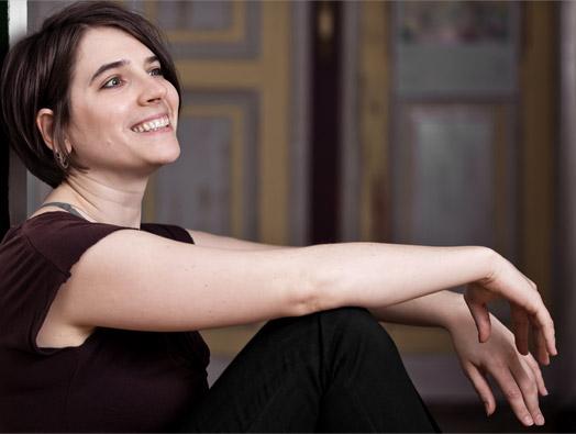 Claudia Hoppe - Improtrainerin