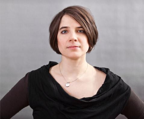 Claudia Hoppe Moderatorin