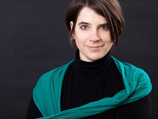 Claudia Hoppe - Sprecherin