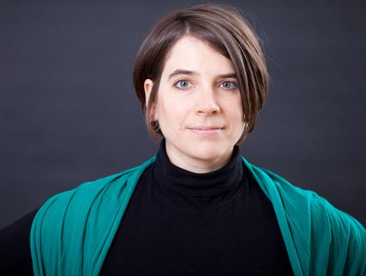Claudia Hoppe Sprecherin